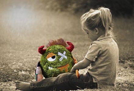 Скритите чудовища от детството