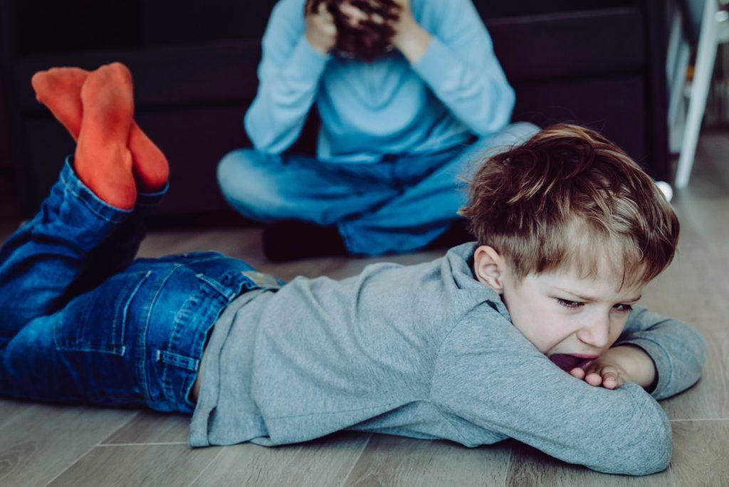 Агресивното поведение през различните възрасти