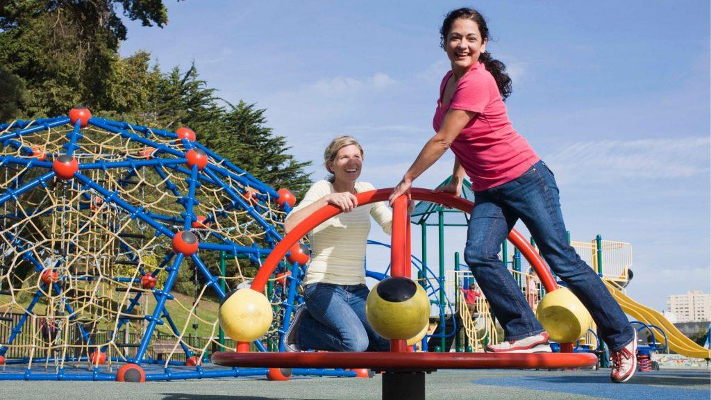 Кризата на детската площадка