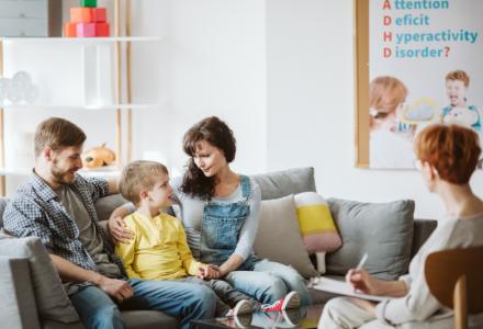 Ролята на родителите в оценката на деца със специални потребности